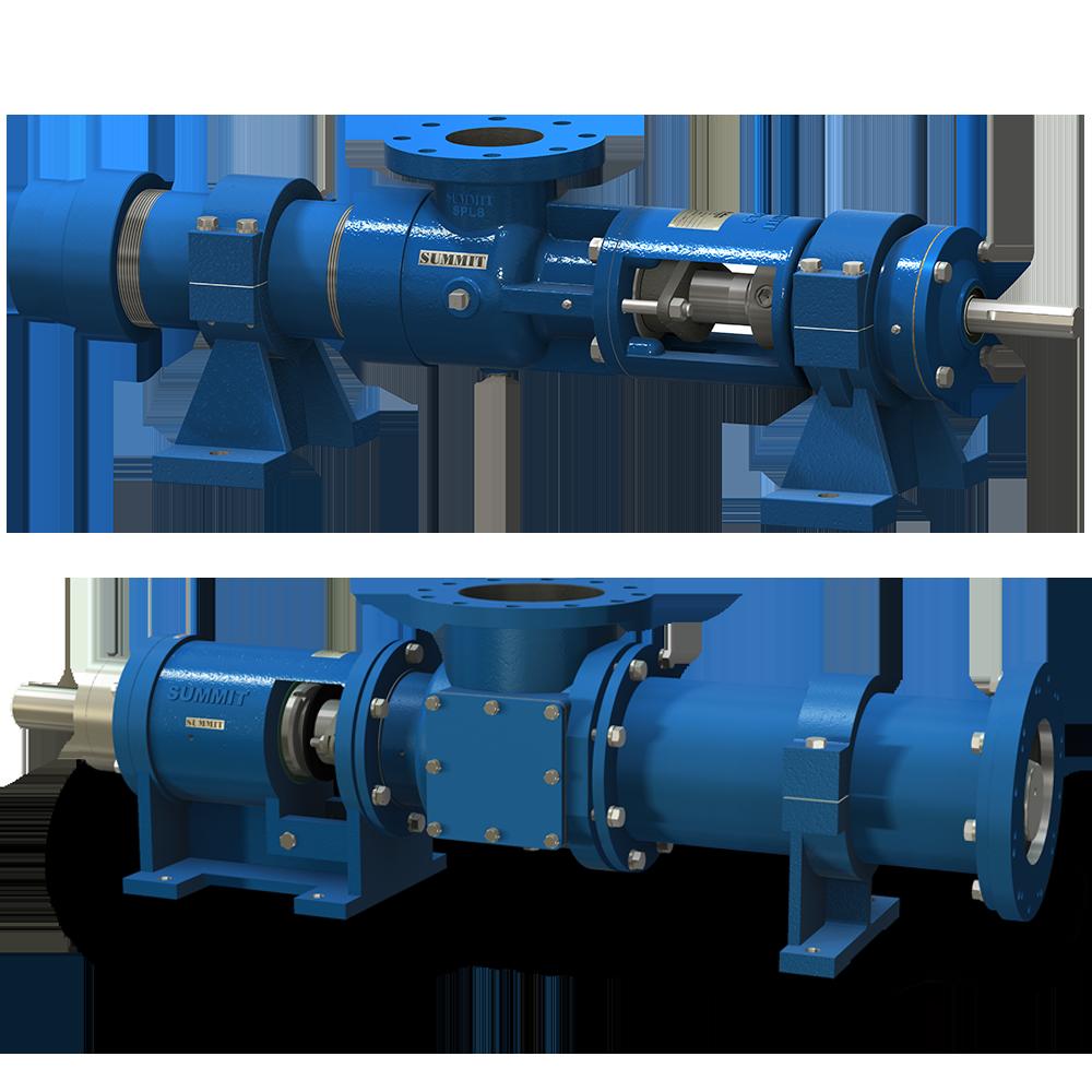 Summit Pump Progressive Cavity, SPPC